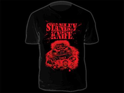 Stanley Knife Last Ride t-shirt main photo