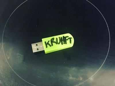 "Original ""Green"" USB Flash Drive Release main photo"