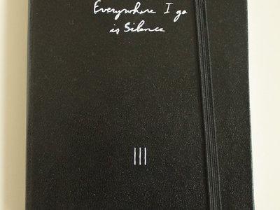 Silence Notebook main photo