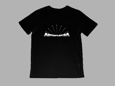 Astrophonica Label Logo T-shirt main photo