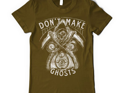 Ouija/Reaper Design T-shirt main photo