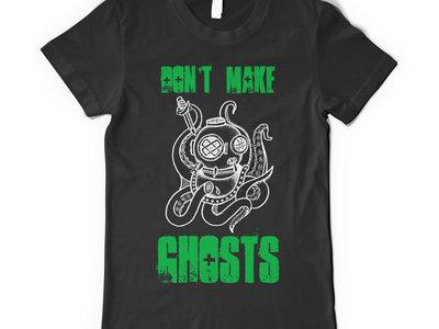 Scuba Squid Design T-shirt main photo