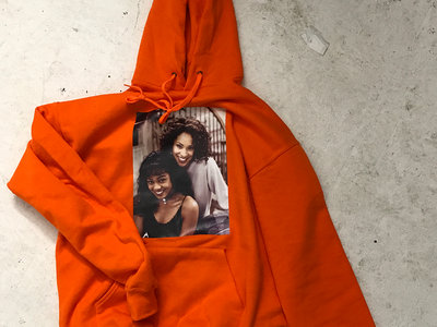 GOD SAVE THE QUEENS HOODIE main photo