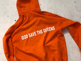 GOD SAVE THE QUEENS HOODIE photo