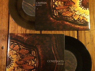 "CASPIAN / CONSTANTS SPLIT 7"" main photo"