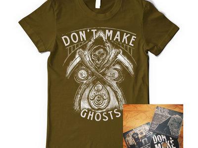'Death Ride' CD/EP - Shirt Combo #2 main photo