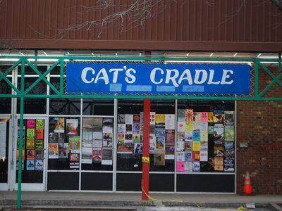 VIP Ticket Bundle- Cat's Cradle (Chapel Hill, NC) on 4/21/17 main photo