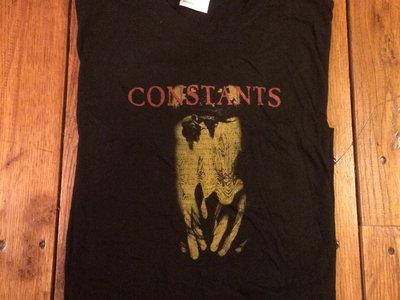 "Constants ""Melting Hands"" EU Tour T-Shirt main photo"