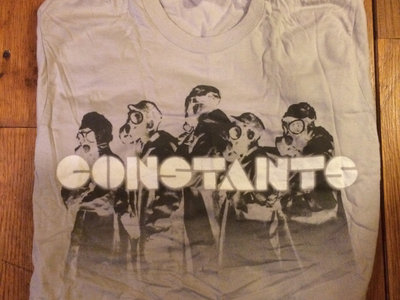 "Constants ""Gas Masks"" Tour T-Shirt main photo"