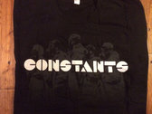 "Constants ""Gas Masks"" Tour T-Shirt photo"