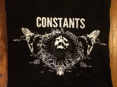 "Constants ""Birds and Chaos"" Tour T-Shirt main photo"