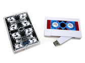 Audio Cassette Style USB Drive photo