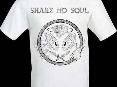 *NEW* Share no Soul Holofernes WHITE T Shirt main photo