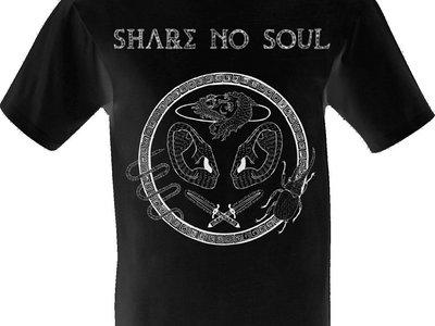 *NEW* Share no Soul Holofernes BLACK T Shirt main photo