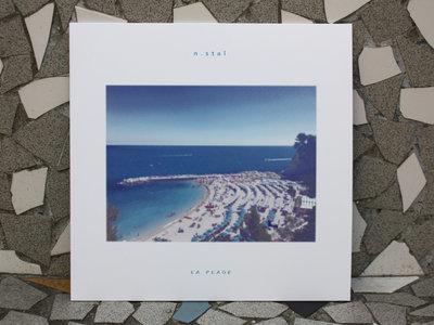 "n.stal - La Plage EP - 12"" Vinyl main photo"