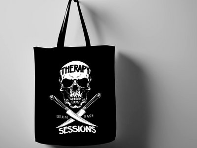 Therapy Classic Skull Tote main photo