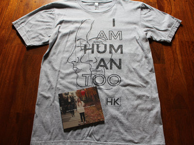 From Where I Stand Signed CD & T-Shirt Bundle main photo