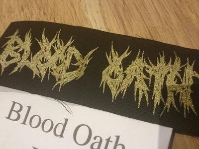 Blood Oath Patch main photo