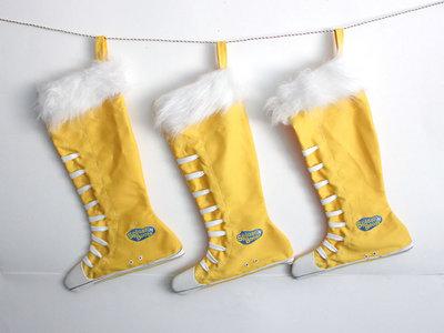 Splash'N Boots Holiday Stocking main photo