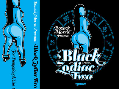Black Zodiac Two: Limited Edition Cassette Shaped USB Drive main photo