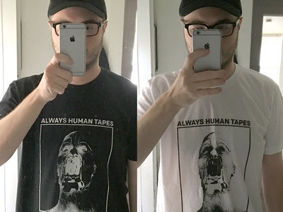 Always Human Tapes T-Shirt main photo