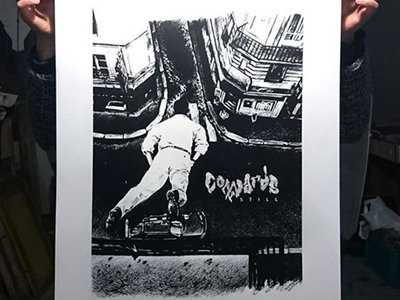 """""""Still"""" handprint main photo"""