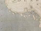 """Dear Esther"" A3 Map photo"