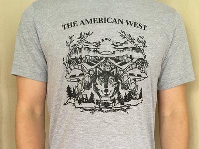 Gray Unisex T-shirt main photo