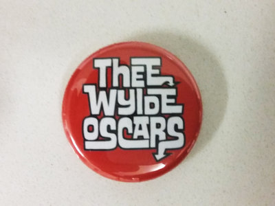 "Thee Wylde Oscars 1"" Logo Button main photo"