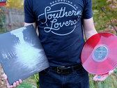 T-Shirt + Vinyl photo