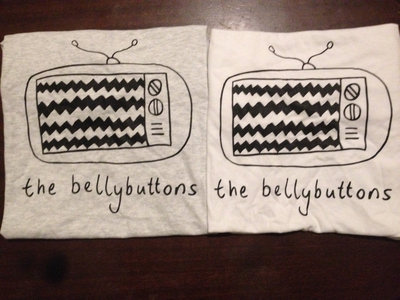 The Bellybuttons Television T-shirt main photo