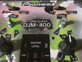 DJM-400 Custom Face Plate photo