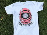 DA CHICK 'CHICK-A-BOOM' T-SHIRT photo
