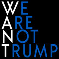 We Are Not Trump image