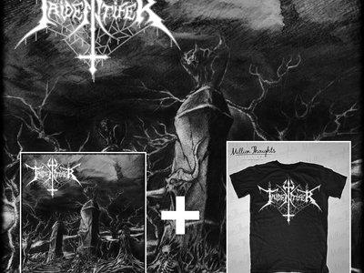 Bundle: CD + T-Shirt (Logo-Design) + `Zombified´ Download! main photo