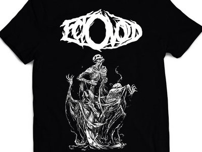 Ectovoid - Visions of Reflective Decay T-shirt Design main photo