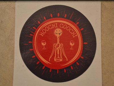 Hoochi Coochi Sticker main photo