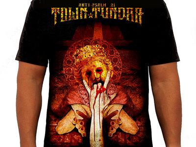 Town Tundra 'Anti-Psalm .21' T-shirt main photo