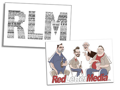 RLM/Di*ney Poster 2-Pack main photo