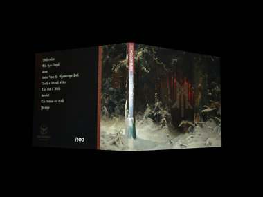 Digipack-CD w/8-page booklet (limited edition) main photo