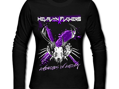 Androids In Agony - Woman Longsleeve Shirt main photo