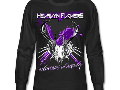 Androids In Agony - Man Longsleeve Shirt main photo