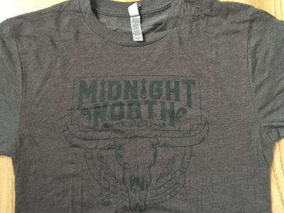 Midnight North Skull Logo Macchiato Shirt main photo