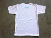 """Steele Wars """"MENDO"""" white t-shirt shipping from USA (approx $19 USD) photo"""