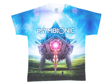 "Psymbionic ""Visions"" T-Shirt main photo"