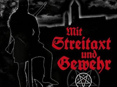 Mit Streitaxt und Gewehr CD main photo