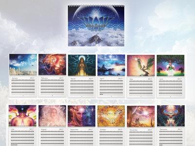 Altar Records 2017 Calendar main photo