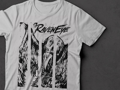 Grey Raven T-Shirt main photo