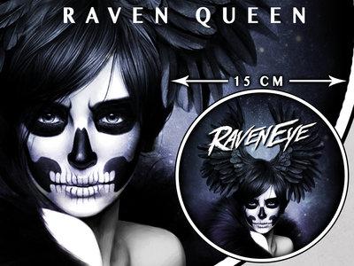 Raven Queen Sticker main photo