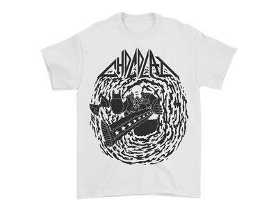 T-shirt unisexe - Vortex - Blanc main photo